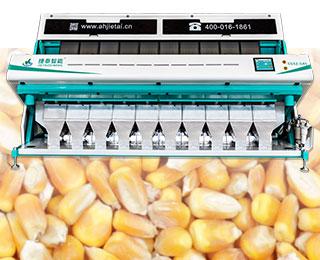 捷泰玉米色选机